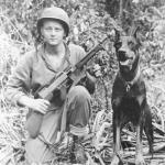 Russel Friedrick and Rolo - both killed in action 1943